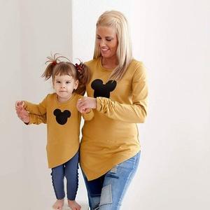 Mouse dress, Gyerek & játék, Táska, Divat & Szépség, Női ruha, Ruha, divat, Ruha, Varrás, Mouse dress névre hallgató darabunk 100% strech pamutból készült különleges szabású tunika, műbőr be..., Meska