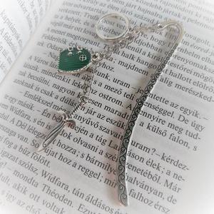 Könyvjelzők - Gyűrűk ura, Otthon & Lakás, Könyvjelző, Papír írószer, Ékszerkészítés, Meska