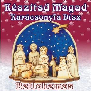 Betlehemes egységcsomag, DIY (Csináld magad), Egységcsomag, Mindenmás, Betlehemes- Karácsonyi dísz egységcsomag, mely könnyen összeállítható,( ragasztás ) natúr fa alkatré..., Meska