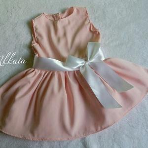 Alkalmi , keresztelő kislány ruha több méretben  (Mkkata) - Meska.hu