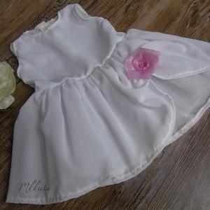 Alkalmi ,keresztelő kislány ruha 68-as méret, Ruha & Divat, Keresztelő ruha, Babaruha & Gyerekruha, Varrás, Meska