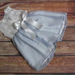 Alkalmi ,keresztelő kislány ruha 86-92 méret  (Mkkata) - Meska.hu