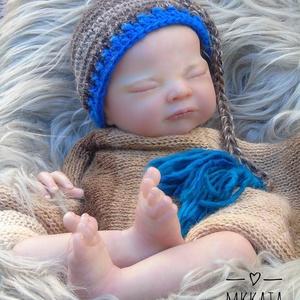 Horgolt újszülött ,  baba sapka 0-2 hó, Gyerek & játék, Táska, Divat & Szépség, Gyerekruha, Ruha, divat, Baba (0-1év), Horgolás, Horgolt  Újszülött  sapka \nMérete :0-2 hó (33-36 cm- es fejméretig )\n\nAnyaga:baba barát acryl fonal\n..., Meska