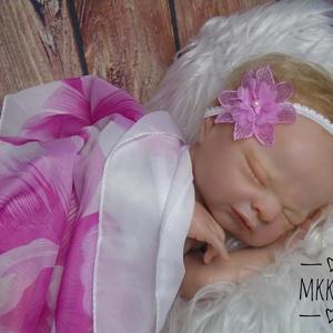 Újszülött / baba fejpánt több méretben , Gyerek & játék, Táska, Divat & Szépség, Hajbavaló, Ruha, divat, Hajpánt, Varrás, Kézzel készített fejpánt. Keresztelőre, fotózásra,vagy ajándéknak is kiváló \nRendelhető :0-3,  3-6, ..., Meska