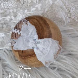 Újszülött / baba fejpánt több méretben , Ruha & Divat, Babafotózási ruha és kellék, Babaruha & Gyerekruha, Varrás, Meska