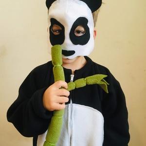 Panda jelmez, Jelmez, Jelmez & Álarc, Ruha & Divat, Varrás, Panda jelmez\nEgyedi, méretre készített, Meska