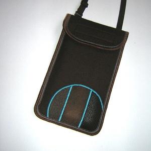 Mobil Tok állítható pánttal  XL telefon tartó Nyakba akasztható kistáska, Telefontok, Pénztárca & Más tok, Táska & Tok, Varrás, Mindenmás, Egyedi igényesen elkészített mobiltartó, telefontok állítható pánttal. Tökéletesen illeszkedik az iP..., Meska
