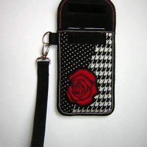 iPhone 6 tok  Csuklótáska  mobiltok telefontartó tok (mocsi) - Meska.hu