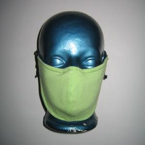 Szájmaszk farmer arcmaszk biciklis maszk szabályozható gumival - Meska.hu
