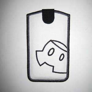 Mobiltok pluszos méretű telefonokhoz iPhone 6-7-8 plus Absztrakt miki egér  - táska & tok - pénztárca & más tok - telefontok - Meska.hu