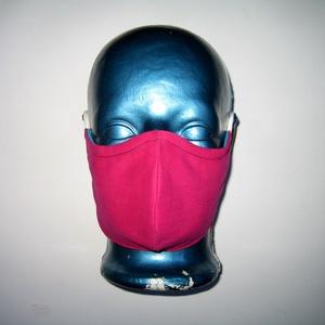 Szájmaszk szabályozható gumival arcmaszk biciklis maszk türkiz-pink , Egyéb, NoWaste, Táska, Divat & Szépség, Szépség(ápolás), Egészségmegőrzés, Varrás, Igényesen elkészített, mosható, kétrétegű, mindkét felén hordható szájmaszk.  A gumija állítható, sz..., Meska