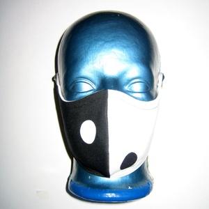 Yin-yang Szájmaszk szabályozható gumival arcmaszk biciklis maszk  - Meska.hu