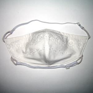 Madéra Szájmaszk szabályozható gumival arcmaszk biciklis maszk  - maszk, arcmaszk - női - Meska.hu