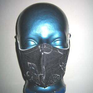 Egyegi- farmer szájmaszk állítható gumival arcmaszk biciklis maszk , Egyéb, NoWaste, Táska, Divat & Szépség, Szépség(ápolás), Maszk, szájmaszk, Varrás, Igényesen elkészített, mosható, háromrétegű, mindkét felén hordható szájmaszk. A gumija állítható, s..., Meska