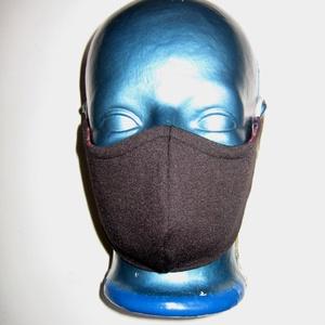Egyedi szájmaszk orrmerevítős fülre akasztható arcmaszk textilmaszk - Meska.hu