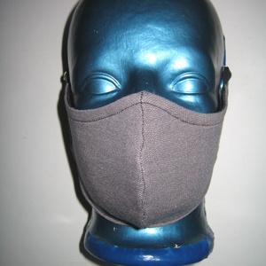 Egyedi szájmaszk fülre akasztható arcmaszk textil maszk csíkos - maszk, arcmaszk - női - Meska.hu