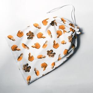 Kenyereszsák, frissentartó zsák, pékárus zsák, kenyér és pékáru mintás - táska & tok - bevásárlás & shopper táska - kenyeres zsák - Meska.hu