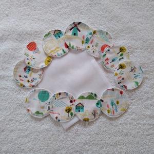 Arctisztító korong,sminklemosó párna,mosható 11 db (MonikaFashion) - Meska.hu