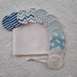 Arctisztító korong,sminklemosó párna,mosható 12 db (MonikaFashion) - Meska.hu