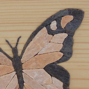 Pillangó II. falikép (monstone) - Meska.hu