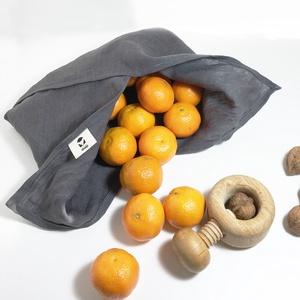 Lullula // Bento bag //100%len, Otthon & Lakás, Konyhafelszerelés, Kenyértartó, Varrás, Ebben a kis táskában minden benne van, amit a több ezer éves japán kultúra képvisel: természetesség,..., Meska