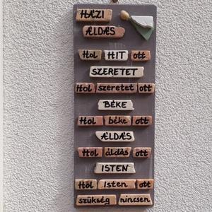 Házi áldás (MozaRozi) - Meska.hu