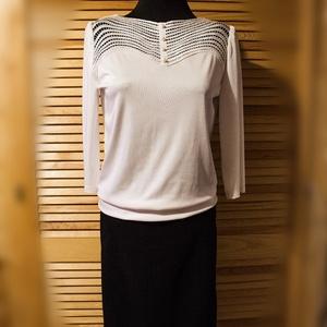 Női alkalmi szett, Ruha & Divat, Női ruha, Alkalmi ruha & Estélyi ruha, Varrás, Egyedi megjelenést biztosít ,40 as méretben elérhető., Meska
