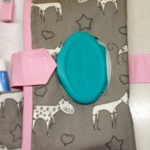 Pelenka táska/Diaper Clutch - Meska.hu