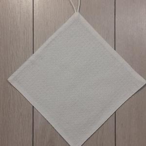 Konyhai törlőkendő papírtörlő helyett, Otthon & Lakás, Konyhafelszerelés, Konyharuha & Törlőkendő, Varrás, Konyhai törlőkendő papírtörlő helyett. Kitűnő nedvszívó képességű\nkétrétegű, avatott darázsvászonból..., Meska