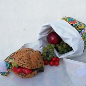 Uzsis szett - ovi- és sulikezdés - uzsonna- & ebéd tartó - szendvics csomagoló - Meska.hu