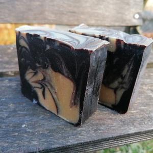 Csokis kakaóvajas kecsketejes szappanom új formában (Nadler) - Meska.hu