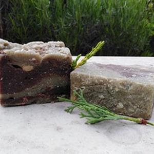 Citromfüves csokibaba pipereszappan citromfű illóolajjal és valódi csokoládéval, Szépségápolás, Szappan & Fürdés, Szappan, Szappankészítés, Meska