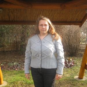 Elegáns női kardigán (nagyikotodeje) - Meska.hu