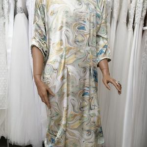 Design nyíri ruha, Ruha & Divat, Női ruha, Ruha, Varrás, Különleges lágy vékony selyem szatén nyári ruha. Elegáns kellemes viselet. Könnyen kezelhető mosható..., Meska