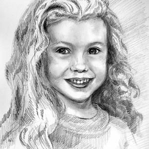 Egy személyes portré vagy karikatúra  grafitceruzával, Portré, Portré & Karikatúra, Művészet, Fotó, grafika, rajz, illusztráció, Festészet, Ötletes ajándék, A/3-as vagy A/4-es méretben, az ár 1 főre, fekete-fehér vagy monokróm portréra és k..., Meska