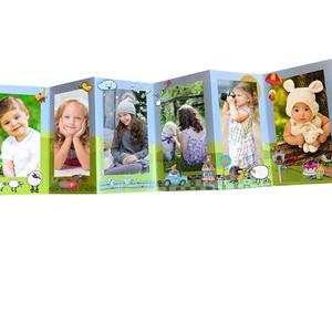 Egyedi baba fotóalbum Fényképalbum Leporello fotókönyv harmónika fotókártya retró mozaikfotó starmap kaparós sorsjegy, Album & Fotóalbum, Papír írószer, Otthon & Lakás, Fotó, grafika, rajz, illusztráció, A TERMÉK 2 DB HARMÓNIKA LEPORELLO KÁRTYÁT TARTALMAZ!!!!!, amely készülhet 2 különböző témakörű fotóv..., Meska