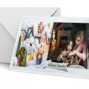 6 db fényképes képeslapcsomag képeslap egyedi fotós különleges karácsonyi ajándék ajándékkisérő télapó advent gyerekrajz, Otthon & Lakás, Karácsony & Mikulás, Karácsonyi képeslap, Fotó, grafika, rajz, illusztráció, Szereted a hagyományokat? \nJó érzés adni a másiknak?\nImádod a karácsonyi adventi időszakot?\nAkkor ké..., Meska