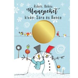 A6 os egyedi kaparós sorsjegy, meglepetés vicces ajándék, karácsonyi ajándékkisérő, képeslap, jókivánság, köszöntő, vers, Otthon & Lakás, Karácsony & Mikulás, Karácsonyi képeslap, Fotó, grafika, rajz, illusztráció, Kaparós sorsjegy a fantáziádra bízva.\nLepd meg szeretted ezzel a frappáns sorsjeggyel.\nNem kell drág..., Meska