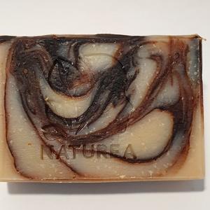 Kókusz-csoki szappan, Szépség(ápolás), Táska, Divat & Szépség, Krém, szappan, dezodor, Növényi alapanyagú szappan, Natúrszappan, Szappankészítés, A kókuszolaj bőrtápláló és nyugtató hatása több száz éve jól ismert tény a trópusokon. Ebben a szapp..., Meska