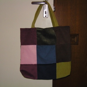 patchwork táska - táska & tok - kézitáska & válltáska - válltáska - Meska.hu