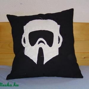 Star Wars patchwork   díszpárna - otthon & lakás - lakástextil - párna & párnahuzat - Meska.hu