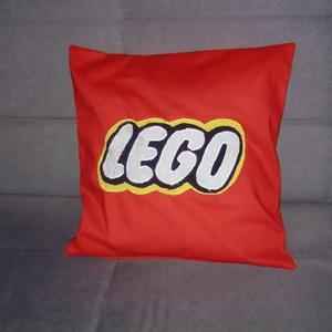 Lego párna - Meska.hu