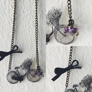 Biciklis nyaklánc - Vintage (Neverland) - Meska.hu