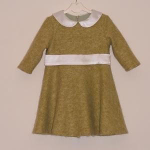 Kislány galléros ruha (nicoledesign) - Meska.hu