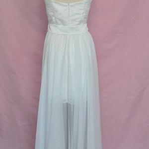 Két részes esküvői ruha (nicoledesign) - Meska.hu