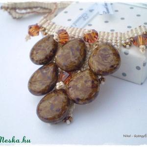 ÓRIÁSI KIÁRUSÍTÁS!!!!  Cairo Collar - nyaklánc (nikolbijou) - Meska.hu