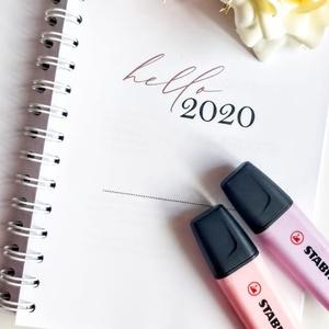2020 Nikuskart motivációs naptár (nikuskart) - Meska.hu