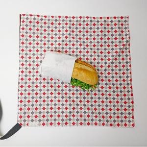 textil szendvics csomagoló (No2plastiC) - Meska.hu