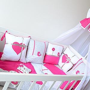 BALDACHIN - pink (090.) (NoaNoa) - Meska.hu