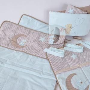 Ágynemű szett - takaró+párna - Egyedi macis (NoaNoa) - Meska.hu